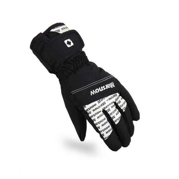 Women Men Ski Gloves Snowboard Snowmobile Motorcycle Riding Winter Gloves Windproof Waterproof Warm Unisex Snow Mittens Brands