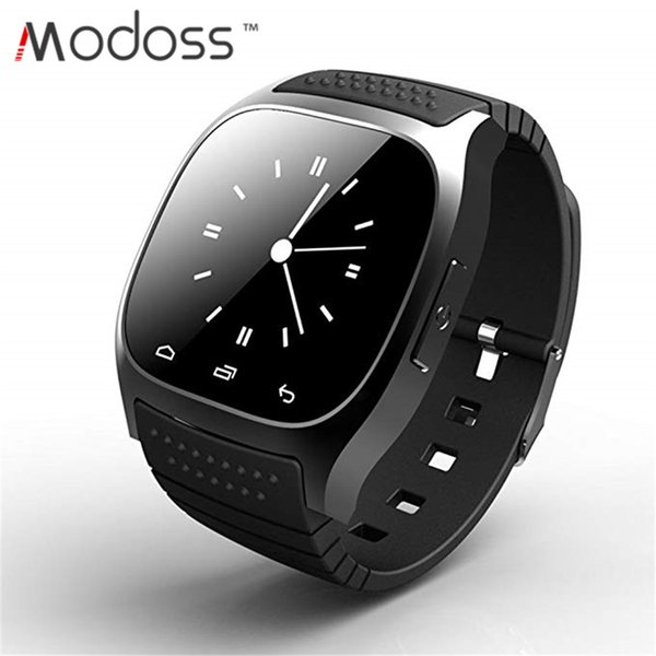 M26 Lightweight Bluetooth Smart Watch Handsfree Phone Call Touch Screen Smartphone with Multifunction for Music Player Sedentary Reminder