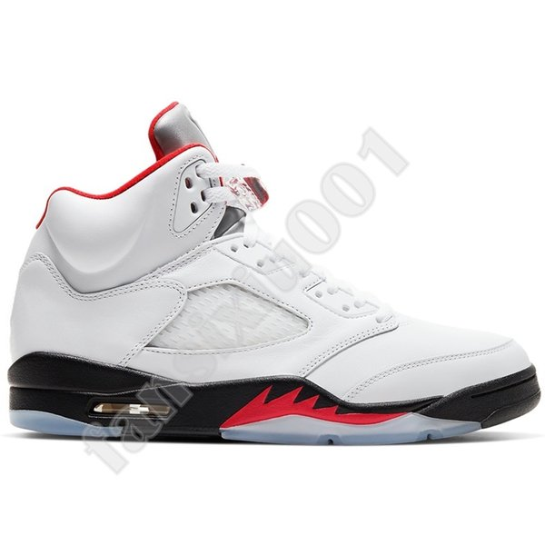 #49 5S Fire Red Silver Tongue(2020)