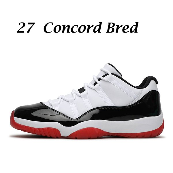 27 Low Concord Bred