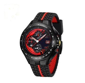 2019 Men watch transparent watchband outdoors motion Quartz large dial Calendar Wristwatches luxury Watches All sub dial work