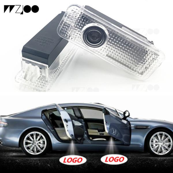 Luci per proiettore per auto Logo benvenuto Luci per proiettori laser LED Logo per auto per M E60 M5 E90 F10 X5 X3 X6 X1 GT E85 M3