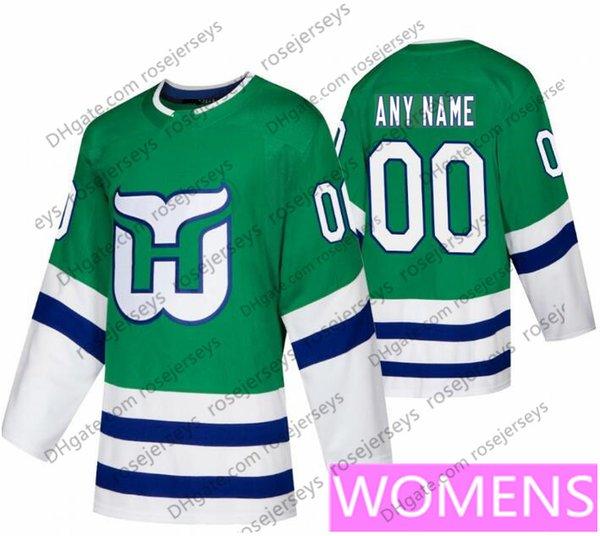 Женщины#039;s китобои зеленый)