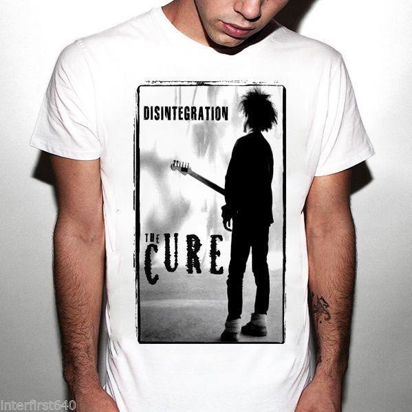 , goth, the t-shirt cure, Brooklyn, Miami, regno unito, las vegas, t-shirt con stampa giurney nuovo colore
