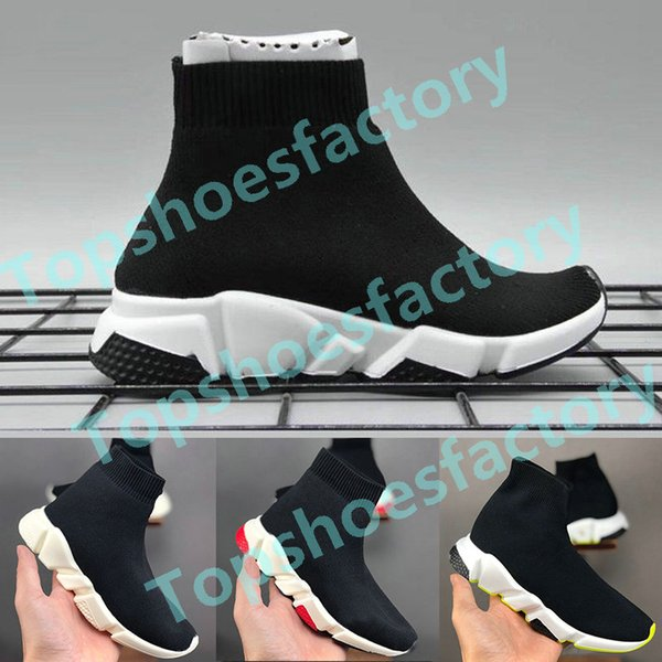 Kids Socks Shoe Children Girls Boys Sneakers Casual Shoes For Running Boys Casual Shoes Outdoor Anti-Slippery Sneaker 24-36