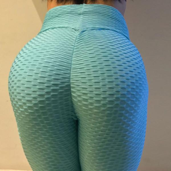 Kezrea High Waist Women Yoga Pants Breathable Hip Sweat-absorbent Sports Leggings Slim Skinny Leggings Ladies Yoga Pants
