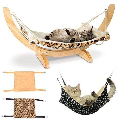 Pet Hanging Bed Polk Dot Polyester Pet Rat Rabbit Chinchilla Cat Cage Hammock Small Animal Bed Cover Bag Blankets MMA1239