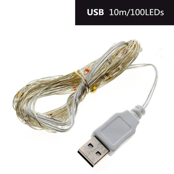 USB 100LED