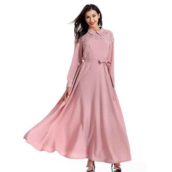 Abaya Dubai Muslim Hijab Dress Turkish Dresses Abayas For Women Qatar Kaftan Caftan Marocain Ramadan Elbise Islamic Clothing