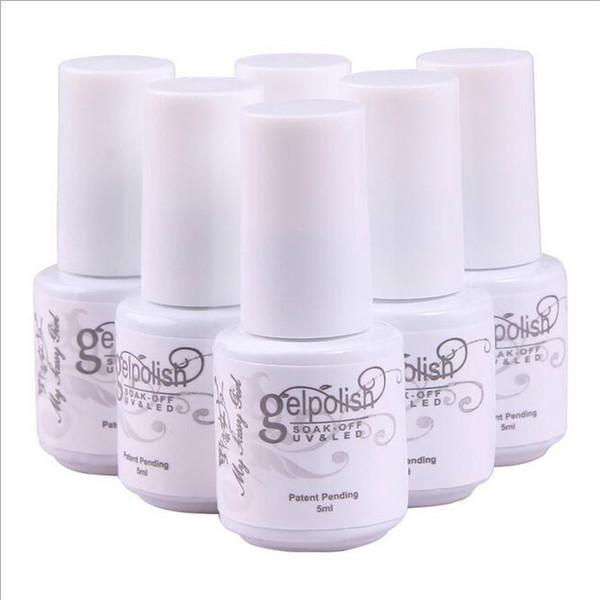 10PCS Gelish Nail Polish UV Gel Soak Off Gel Polish Nail Lacquer Varnish 100% Brand New Top Quality Long-lasting Colors 168 Color 5ml