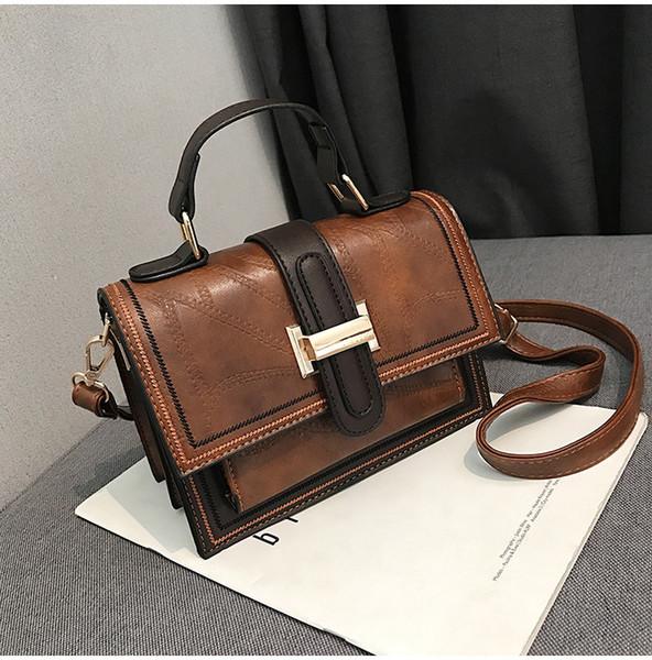 Tasarımcı crossbody messenger çanta lüks çanta kadın omuz çantası iyi deri 4 renkler famos marka çanta toptan