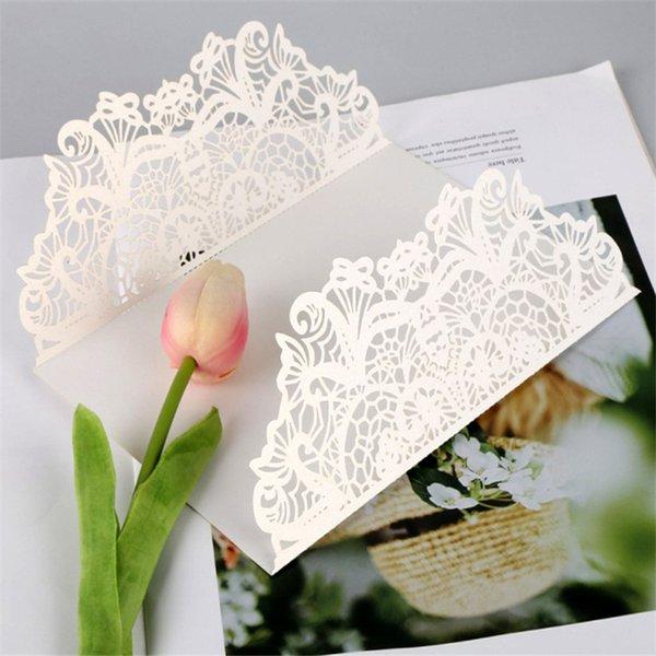 Compre Variedad De Diseño Laser Cut Wed Tarjeta De Invitación Para Matrimonio Graduación La Fiesta De Cumpleaños Invita A Invitaciones De Boda Baratas