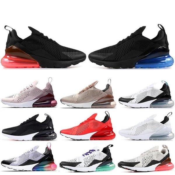 Frauen Ourdoors Laufen Herren Plattform Air Vapormax Flyknit Qualität Off Top Goldenen Designer Nike Luxus Max White Großhandel Schuhe 270 Utility Fl1JKc