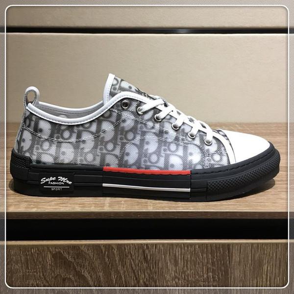 2019 nuevos zapatos deportivos de alta calidad, parte inferior de goma suave, zapatos de skate para viaje al aire libre para hombres caja original