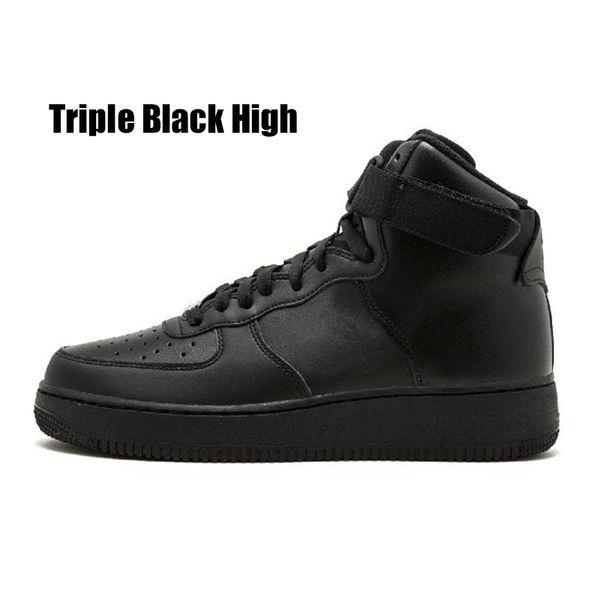 triple noir haut