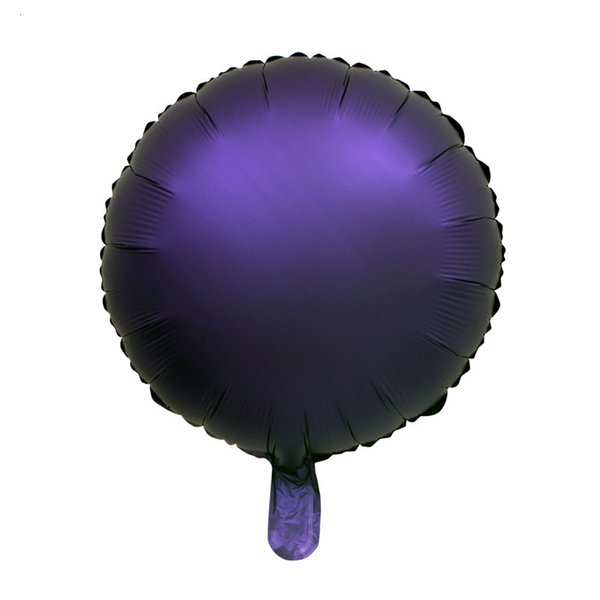 purple round