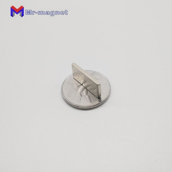 10pcs 25*15*3 Very Strong Neodymium Block Magnets 25x15x3 N52 Grade Powerful Magnet Permanent Magnet 25 x 15 x 3 mm