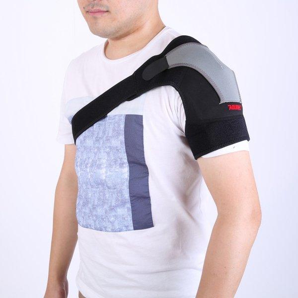 Left shoulder