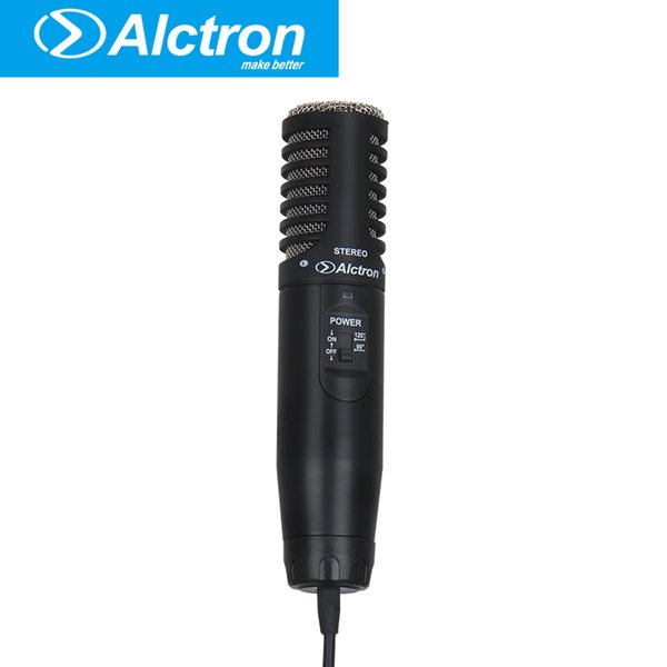 Alctron S507 professional video and boundary microphone used in digital DSLR camera for outdoor recording Video Shooting