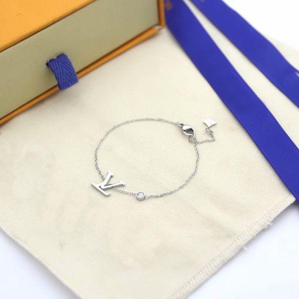 Weißgold / Armband