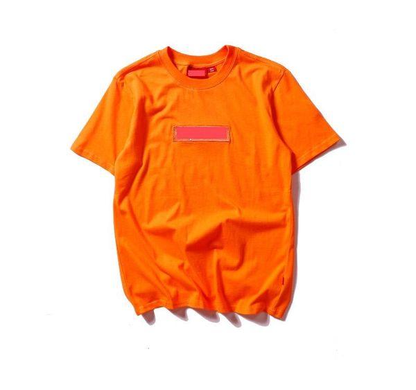Supre Seiko cuadro bordado camiseta de manga corta para hombre superiores de verano de diseño de camisetas ins de venta de la marca T-calle camisa polo de la manera tamaño asiático