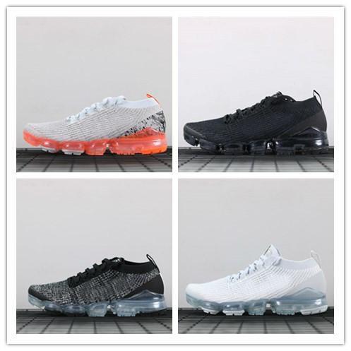 2019 Yeni Sürüm Fly 3.0 Erkek Kadın Koşu Ayakkabıları Üçlü Siyah Beyaz Pembe Yeşil Marka Yeni 3 s Koşu Sneakers Tasarımcı Spor Ayakkabı v03