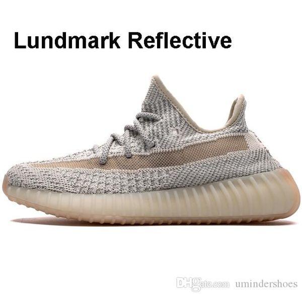 Lundmark reflective
