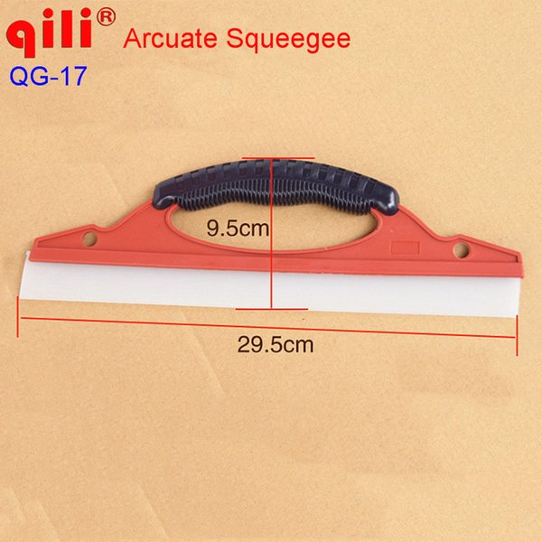 50pcs/High Quality Silicone Water Wiper Scraper Blade Squeegee Car Vehicle Windshield Window Washing Cleaning Accessories DHL