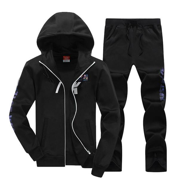 Printemps Marque Survêtements Designer Manteaux Hauts Pantalons Combinaisons Logo Mode Automne Cardigan Hommes Hoodies Sweat Zippé Vêtements Pour Hommes