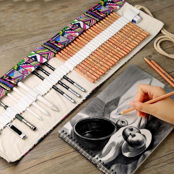 2019 Drawing Pen Art Marker Pen Set Kit Painting Sketching