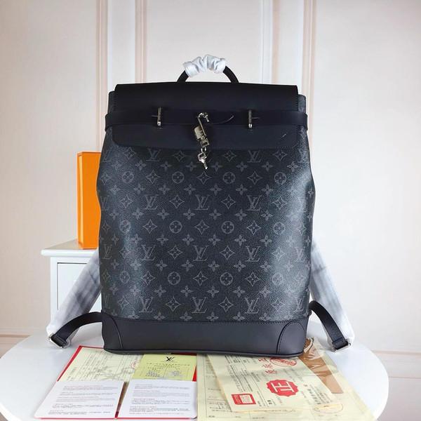02fae2c2d766 L люксовый бренд сумки 2019 оригинальный высококачественный мужской женский  рюкзак известный рюкзак высокого качества дизайнер леди