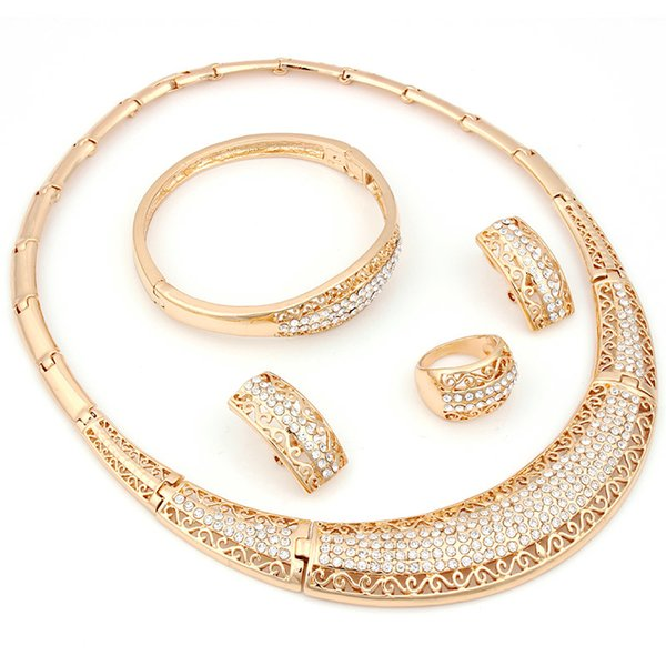Light Yellow Gold Color