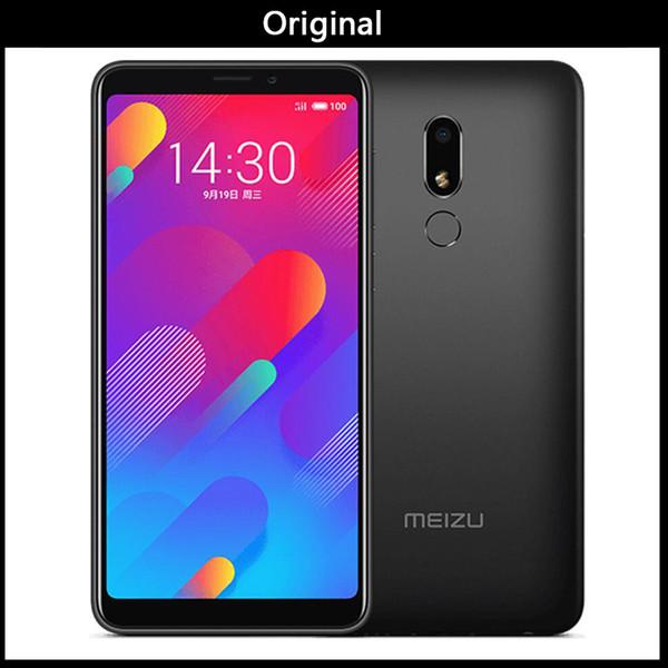 Original Meizu V8 4G LTE 3GB 32GB Versión en chino M8 Lite MTK6739 Quad Core teléfono celular 5.7 pulgadas HD IPS Pantalla Dual Sim Teléfono celular
