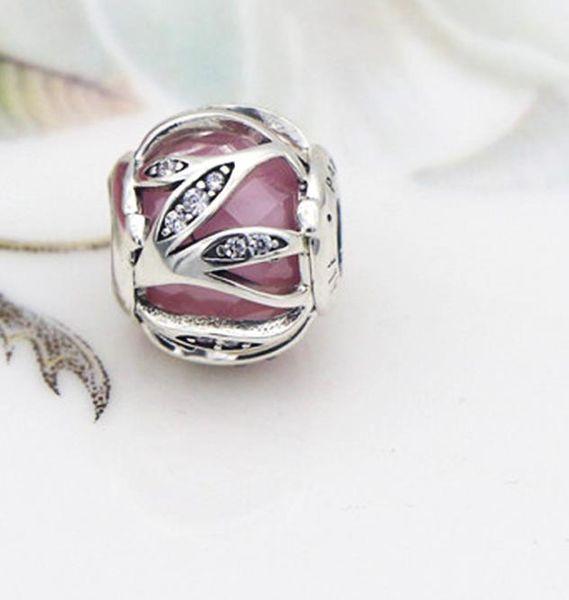 Luxus Damen Armband 925 Sterling Silber Perlen und Glasperlen mit Designer Schlangenknochen Kette Basis Kette DIY Armband