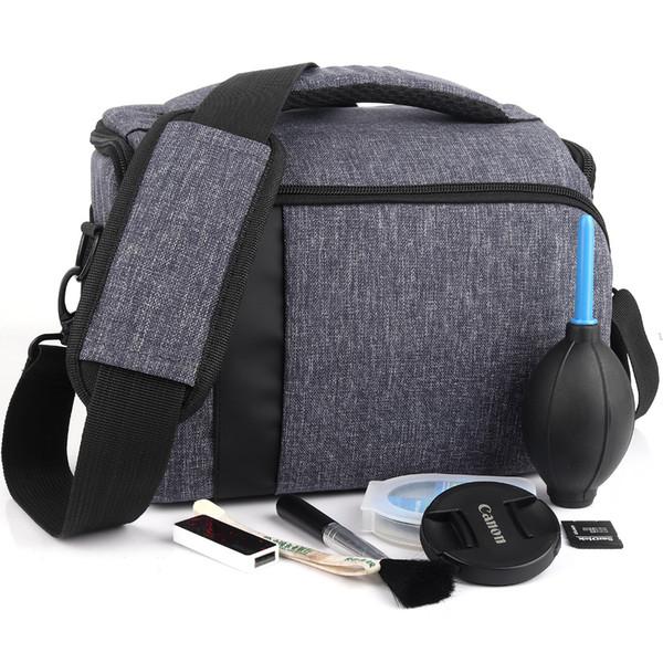 Waterproof DSLR Camera Bag Photo Case for Pentax KP K-S2 K-S1 K-1 K-3 K-5 II IIs K-7 K-30 K-50 K-70 K-500 Shoulder Bag Lens Case
