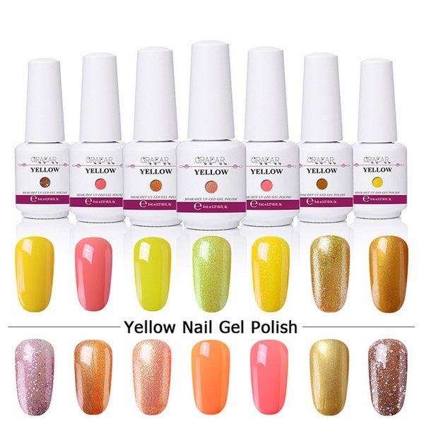 Acheter Gel Ongles Vernis À Ongles 8ml UV Nails Art Design Gel ...