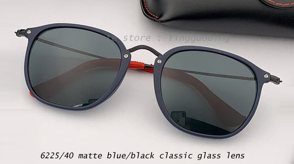 6225/40 matte blue/black classic