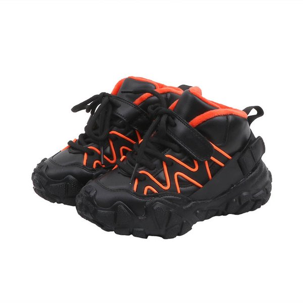 chaussures enfants enfants formateurs enfants chaussures chaussures de sport chaussures enfants Enfants filles formateurs garçons formateurs A9081 baskets garçons