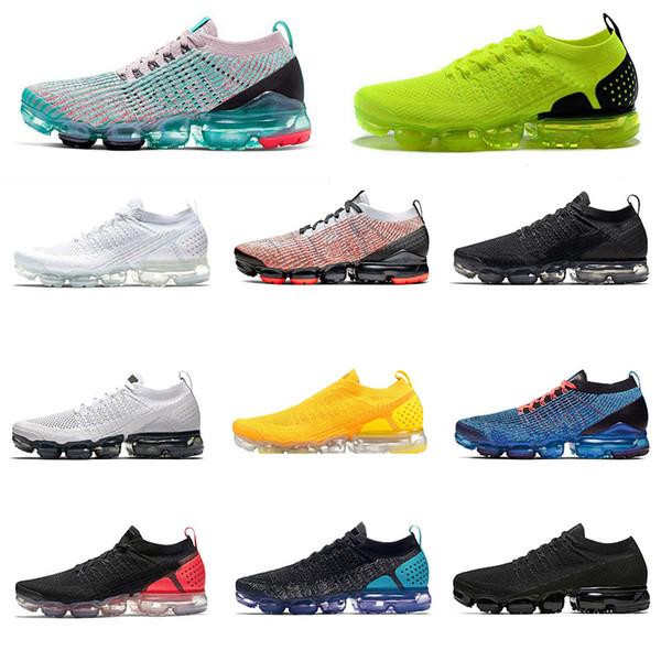 Zebra malha Shoes 2.0 rodando Fly 3 Vast Branco Cinza Dusty Cactus Ouro metálico Homens Mulheres instrutor Designer Sneakers US 5,5-11