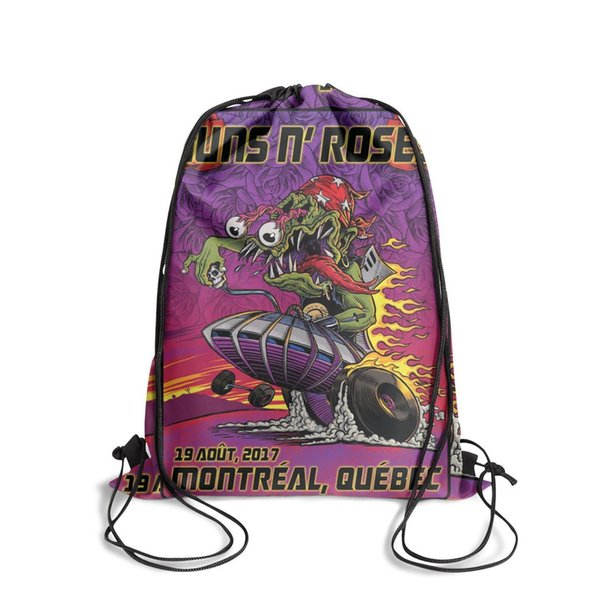 Guns N' Roses guns montreal 20176