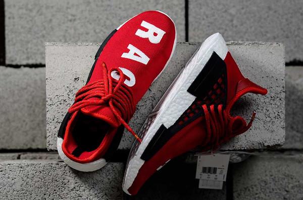 Yeni Varış marka moda lüks tasarımcı erkek kadın açık ayakkabı erkekler için sneakers koşu eğitmenler spor sneaker Chaussures insan yarışı