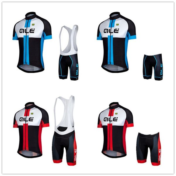 2019 ALE PRO Radtrikot (Trägerhose) Anzug Ropa Ciclismo Herren Sommer schnell trocken RADFAHREN Maillot maillot ciclismo