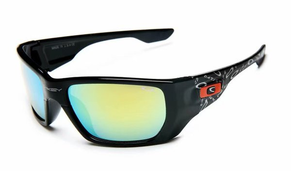 Best Selling Men Outdoor Sports Sunglasses Oil Rig White Frame Gray Resin lenses 8 Colors Dazzle colour Goggle Sun Glasses Free shipping
