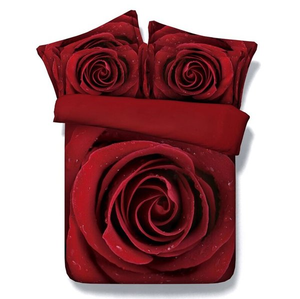 roses comforter