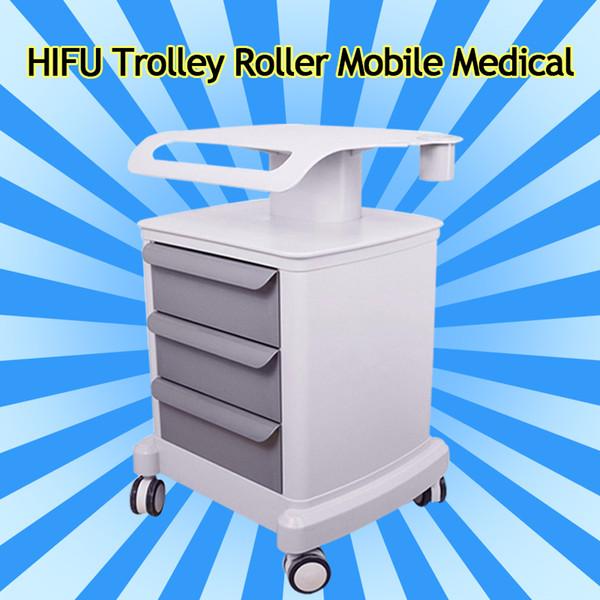 Trole para a máquina de HIFU O tamanho o mais apropriado a maioria de dispositivos do Desktop podem ser colocados sem máquina