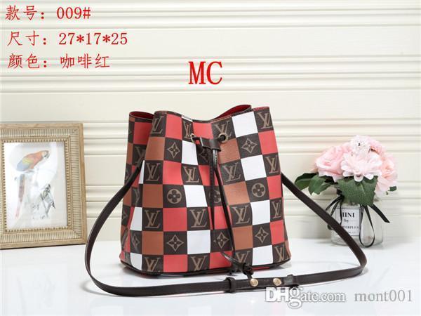Caldi di vendita più nuovi sacchetti di stile Donne Messenger Bag Borse Lady composito borsa tracolla Borse Pures BF13 # 262 U mcut001