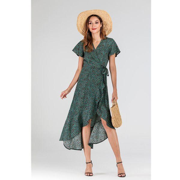 Uzun Elbise Boho Robe Blazer Femme Goth Harajuku Trend Giysi Ruffles V Boyun Robe Hippi Çalışma Elbiseler Kadınlar için Ofis