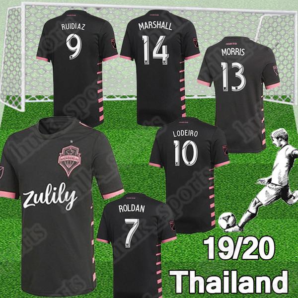 Thai Seattle Sounders maglia di calcio 2019 2020 Dempsey magliette da calcio MARTINS Camiseta de fútbol ALONSO Lodeiro TORRES