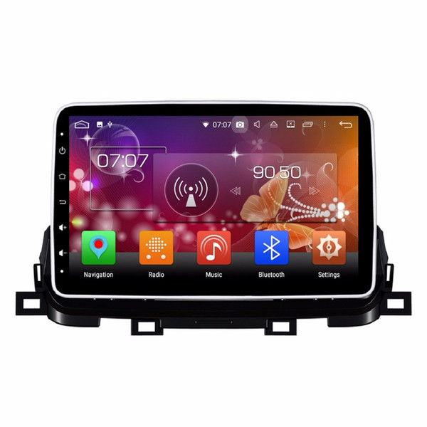 "10.1"" Android 8.0 Car DVD Radio GPS Multimedia Head Unit for Kia Sportage 2018 Car video Player Bluetooth WIFI USB Mirror-link"