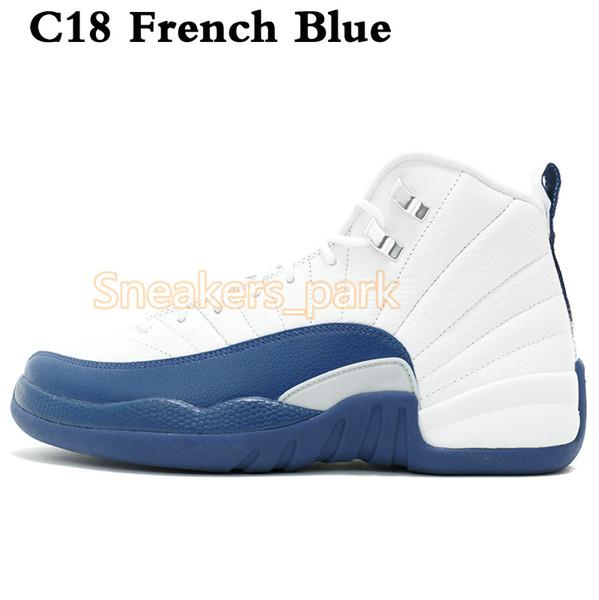 C18-Bleu Français